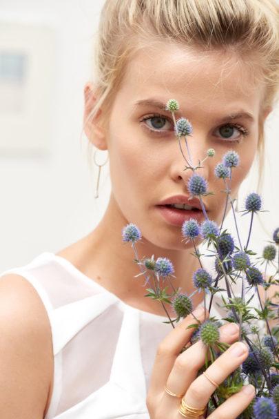 A découvrir sur le blog mariage www.lamarieeauxpiedsnus.com - Camille Marguet - Robes de mariée - Collection 2017 - Modele : Top Eliot