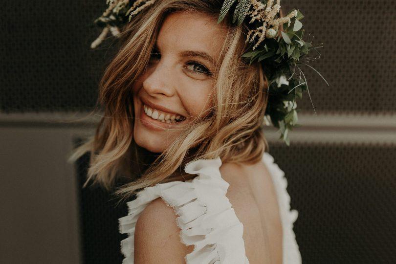 Camille MArguet - Robes de mariée - Collection 2019 - Photos : Baptiste Hauville - Blog mariage : La mariée aux pieds nus