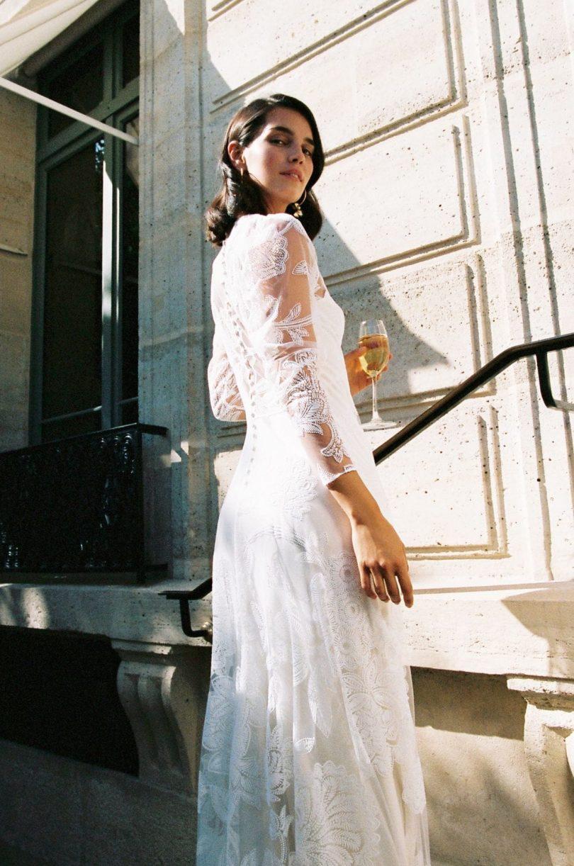 Donatelle Godart - Robes de mariée - Collection 2021 - Blog mariage : La mariée aux pieds nus