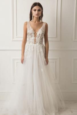 Iconic wedding dresses - Showroom de robes de mariée - La mariée aux pieds nus