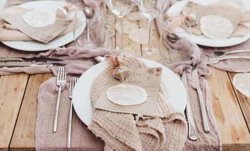 Idées pour un mariage en nude - Blog mariage - La mariée aux pieds nus