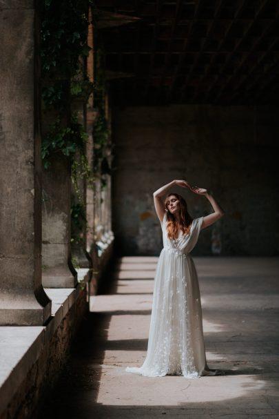 Isabella Boutin - Robes de mariée - Collection 2019 - Chloé Lapeyssonnie - La mariée aux pieds nus
