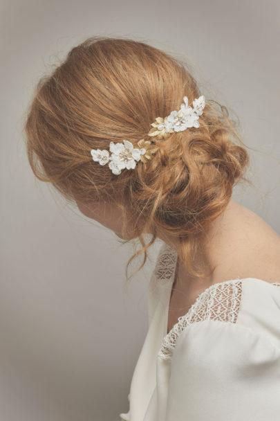 La chambre blanche - Accessoires de mariée - Collection 2017 - La mariée aux pieds nus