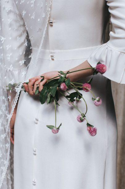 Lorafolk - Robes de mariée - Collection 2021 - Blog mariage : La mariée aux pieds nus