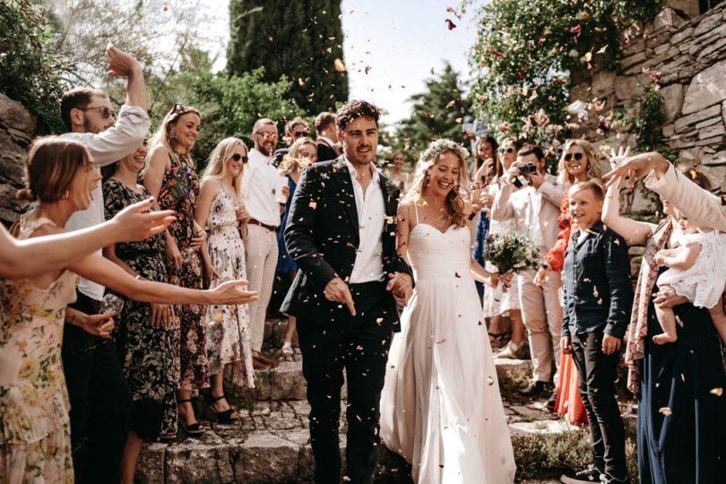 Un mariage au Grand Banc dans le Luberon - Photos : Lorenzo Accardi - Blog mariage : La mariée aux pieds nus