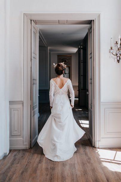 Madame a dit oui : collection robes de mariées - Blog mariage : La mariée aux pieds nus.