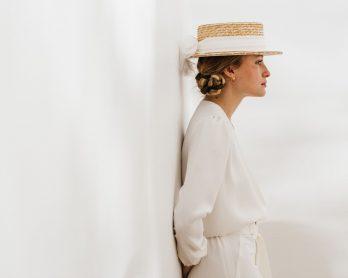 Maison Guillemette - Accessoires et robes de mariée - Collection 2020 - Blog mariage : La mariée aux pieds nus