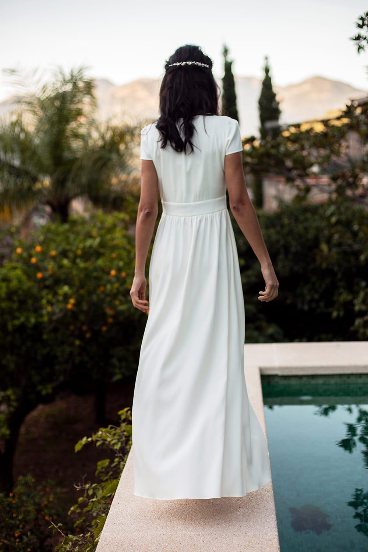 lamarieeauxpiedsnus maisonlemoine Manon robe longue blanche