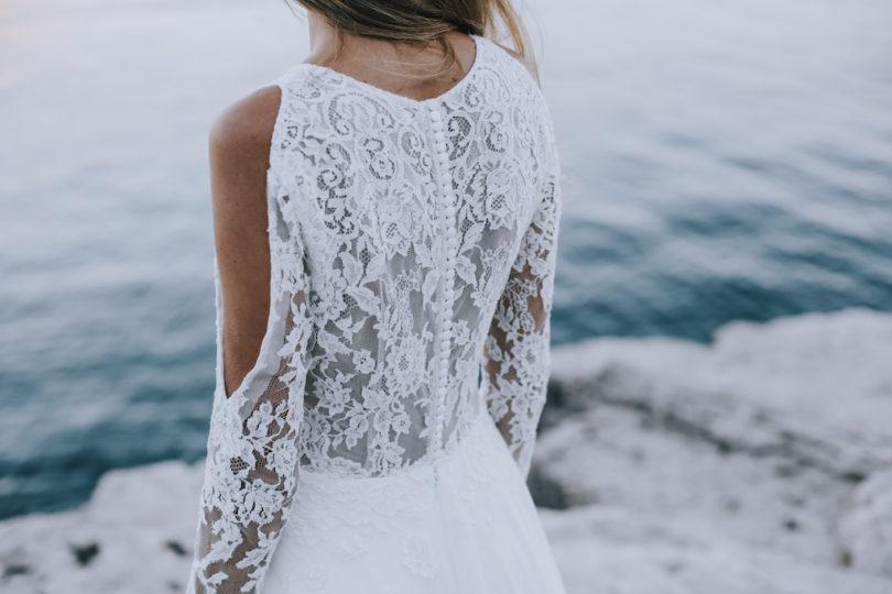 Manon Gontero - Robes de mariée - Collection 2017 - A découvrir sur le blog mariage www.lamarieeauxpiedsnus.ciom