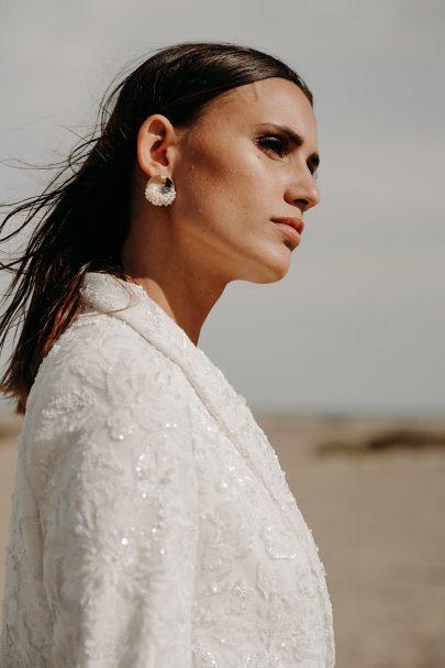 Manon Gontero - Robes de mariée - Collection 2021 - Blog mariage : La mariée aux pieds nus