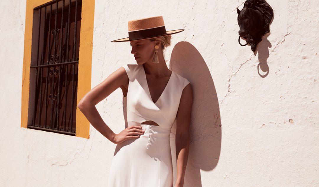 Margaux Tardits - Robes de mariée - Collection 2018 - Blog mariage : La mariée aux pieds nus