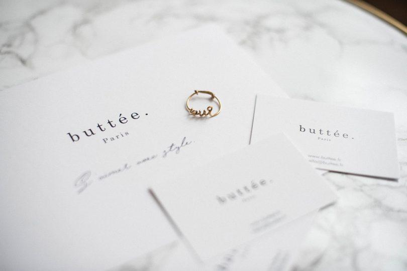 Buttée - Prêt à Porter - Mariée - Pull a messages - Blog mariage : La mariée aux pieds nus