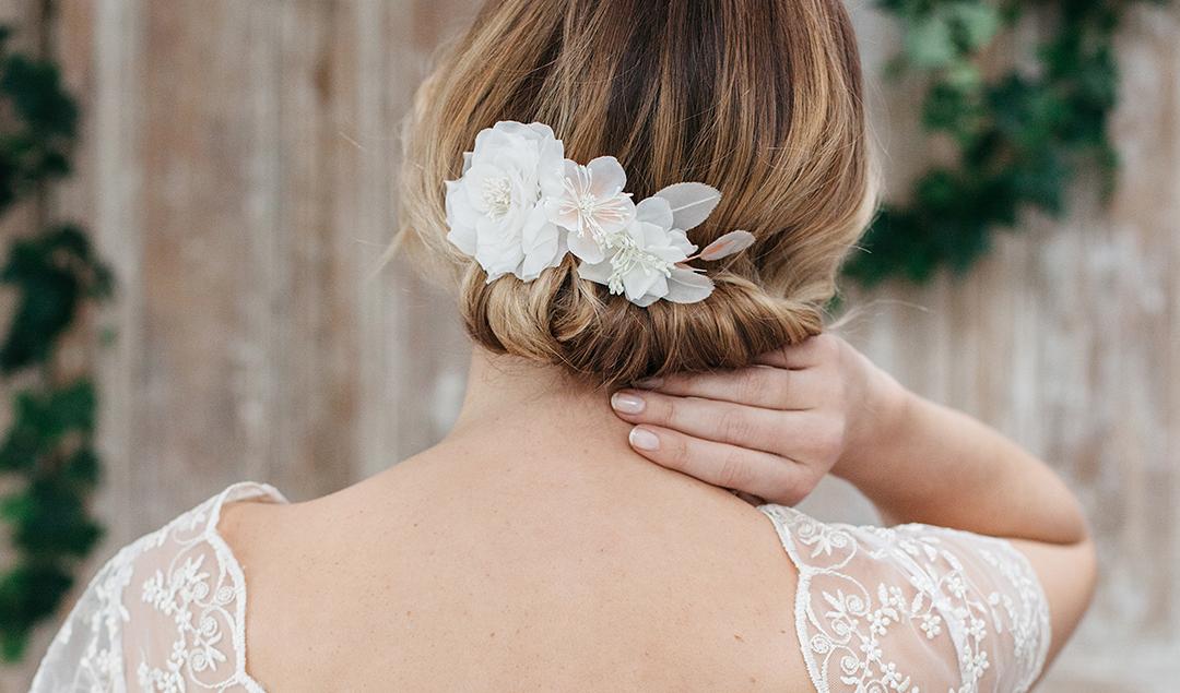 Les Dormeuses de Madapolam - Accessoires mariée - Blog mariage : La mariée aux pieds nus