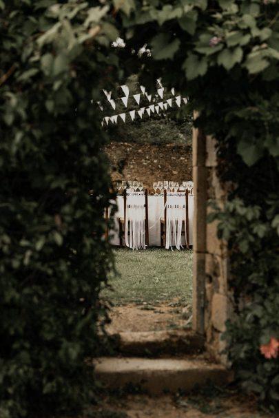Un mariage simple et champêtre dans la Sarthe - Photos : Romuald Payraudeau - Blog mariage : La mariée aux pieds nus