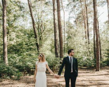 Un mariage au Domaine Mauvoisin - Photos : Fabien Courmont - Blog mariage : La mariée aux pieds nus