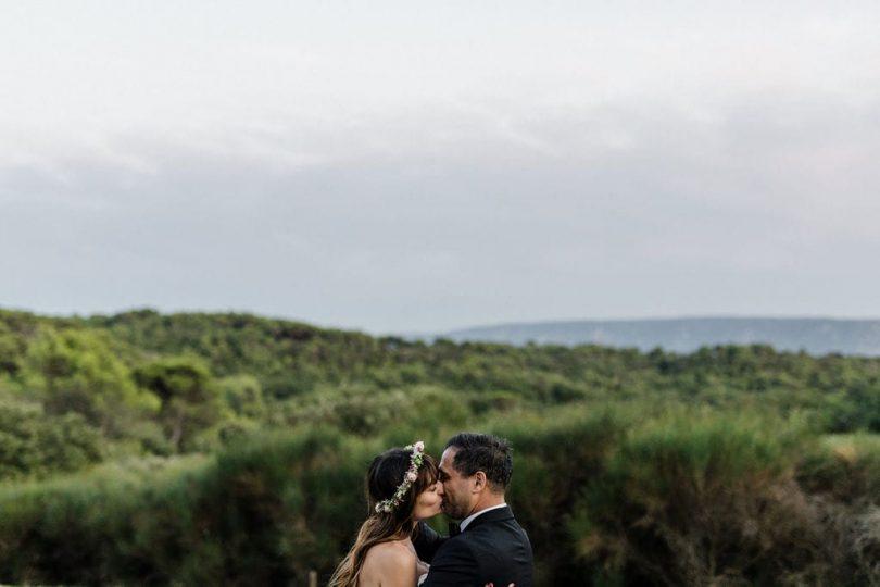 Un mariage au Domaine du Vallon des Sources à l'Isle sur la Sorgue en Provence - Photos : Clément Minair - Blog mariage : La mariée aux pieds nus