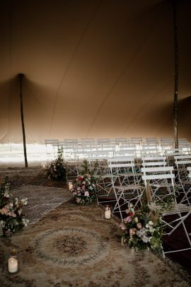 Un mariage aux Domaines de Patras en Provence - Blog mariage : La mariée aux pieds nus - Photos : Coralie Lescieux