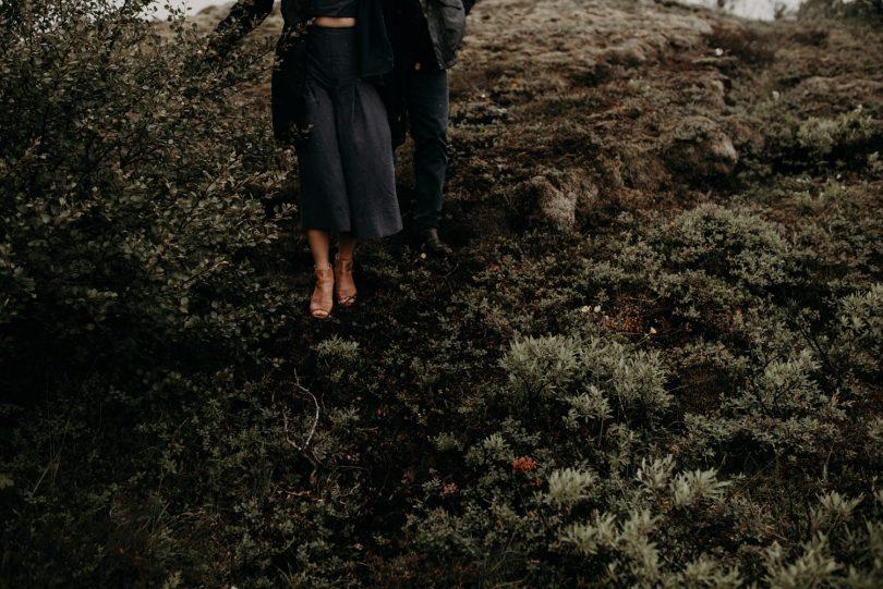 Un elopement en Islande - Photos et Video : The Quirky - Blog mariage : La mariée aux pieds nus