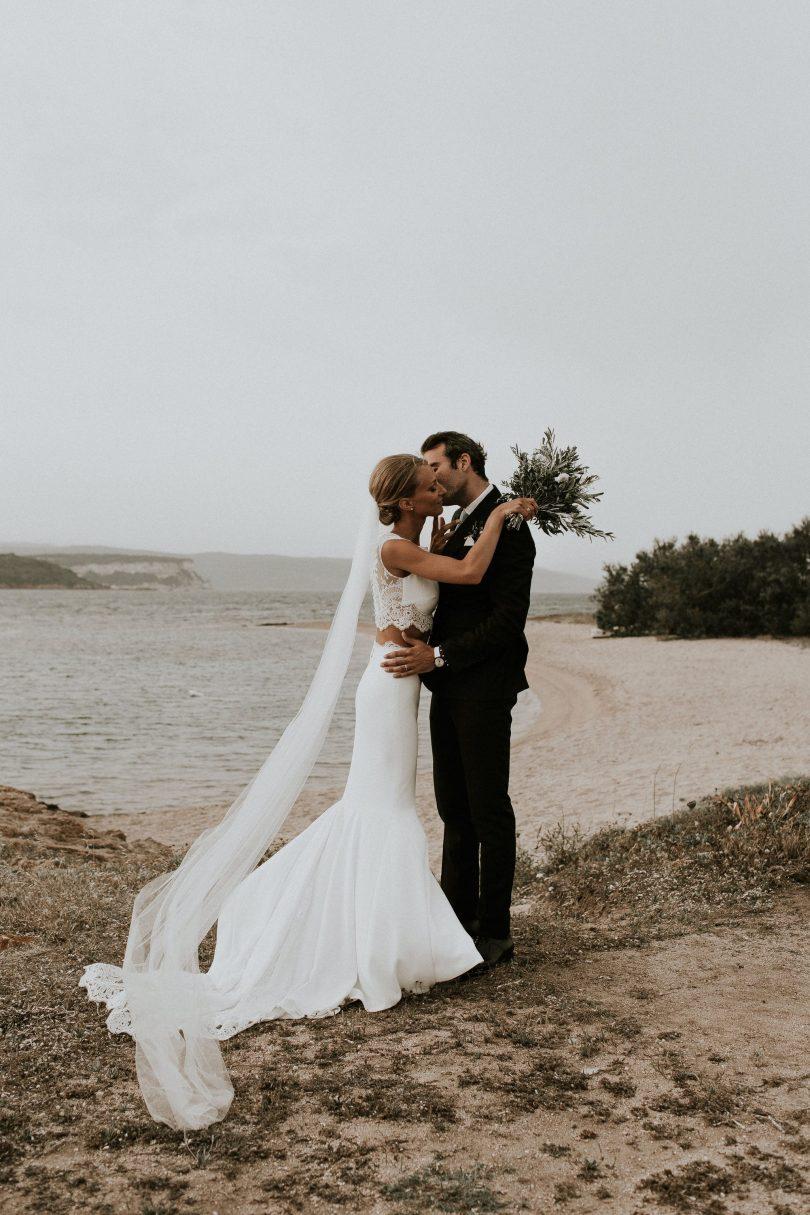 Un mariage à Moara Beach en Corse - Photos : David Maire - Blog mariage : La marée aux pieds nus