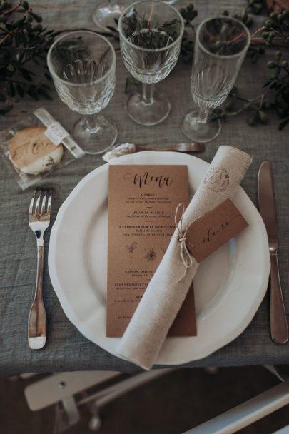 Un mariage au Domaine de Mauprié à Lusignan - Phtos : Lorenzo Accardi - Blog mariage : La mariée aux pieds nus