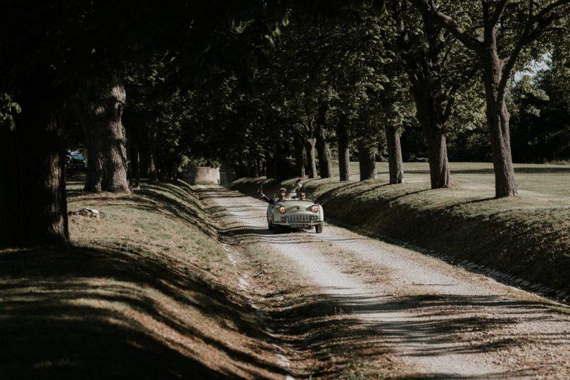 Un mariage romantique et bohème au Château d'Alphéran - Photo et video : Soulpics - Blog mariage : La mariée aux pieds nus