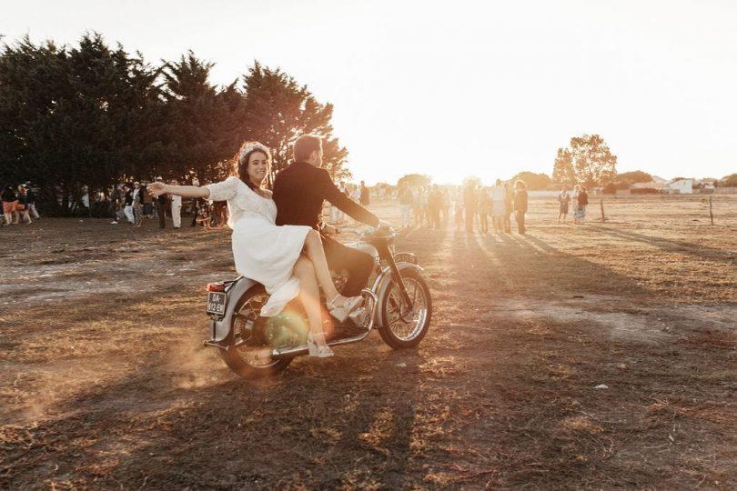 Un mariage dans une serre sur l'Île de Ré - Photos : Warren Lecart - Blog mariage : La mariée aux pieds nus