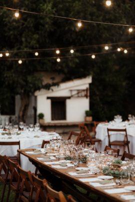 Un mariage végétal à Malaga en Andalousie - Photos : Capyture - A découvrir sur le blog mariage La mariée aux pieds nus