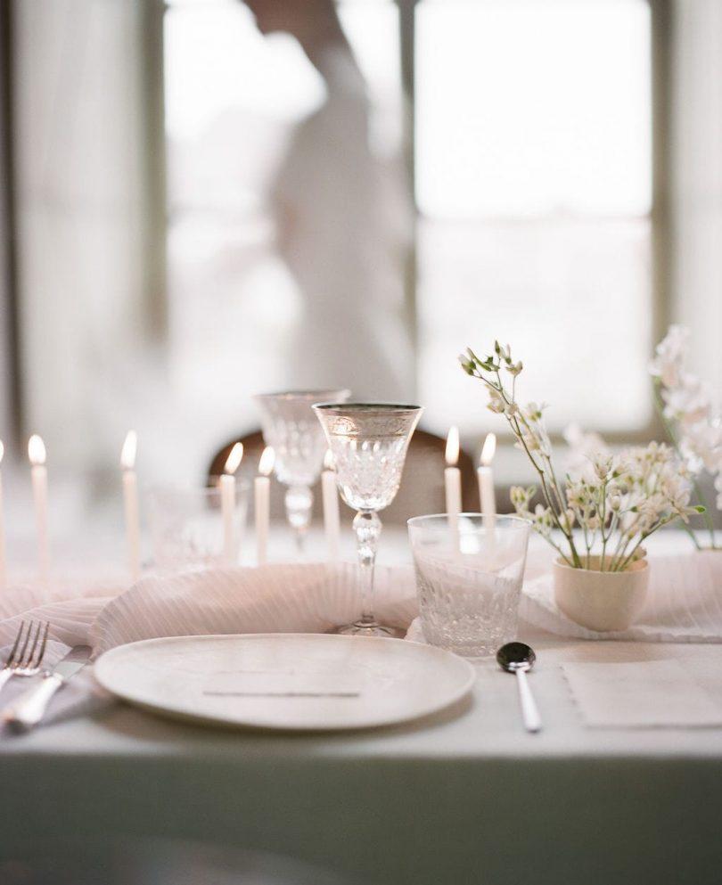 Un mariage entre poésie et modernité au Château de Froechwiller - Photos : Alain M - Blog mariage : La mariée aux pieds nus