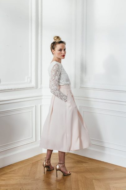 Maison Guillemette - Accessoires et robes de mariée - Blog mariage : La mariée aux pieds nus