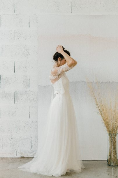 Kamelion - Robes de mariée - Collection 2019 - La mariée aux pieds nus