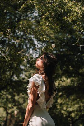 Olympe - Robes de mariée - Photos : Chloé Lapeyssonnie - La mariée aux pieds nus