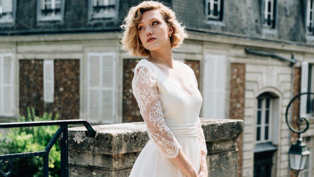 Organse - Robes de mariée - Collection 2019 - La mariée aux pieds nus