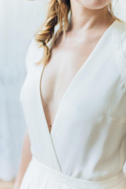 Atelier Swan - Robes de mariée - Collection 2017 - A découvrir sur La mariée aux pieds nus