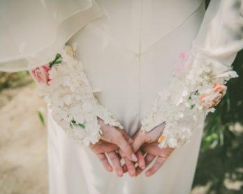 Robes de mariée Bebas Closet - Collection 2016 - A découvrir sur le blog mariage www.lamarieeauxpiedsnus.com