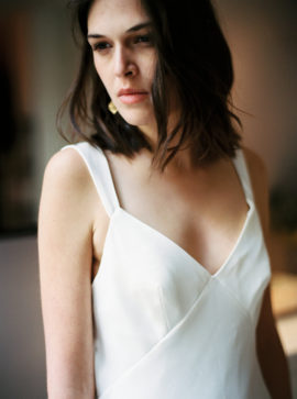 Stéphanie Wolff - Robes de mariée - Colection 2017 - A découvrir sur www.lamarieeauxpiedsnus.com