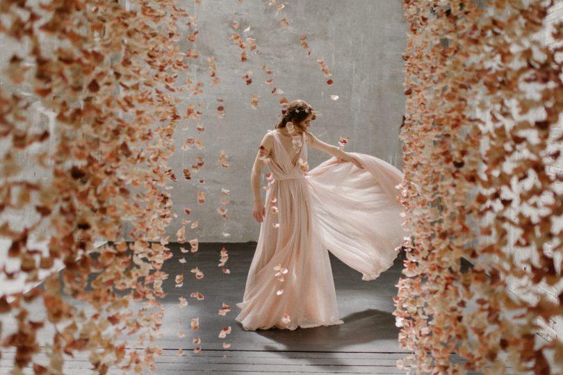 Atelier Swan - Robes de mariée - Collection 2020 - Blog mariage : La mariée aux pieds nus