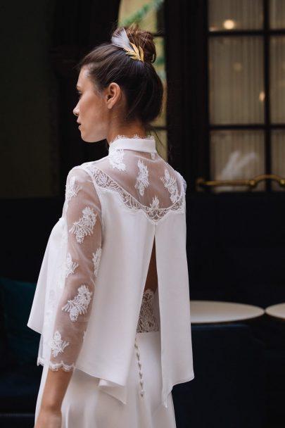 Mathilde Marie - Robes de mariée - Collection 2020 - Blog mariage : La mariée aux pieds nus