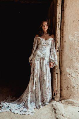 Rue de Seine - Robes de mariée - Collection 2019 - Blog mariage : La mariée aux pieds nus
