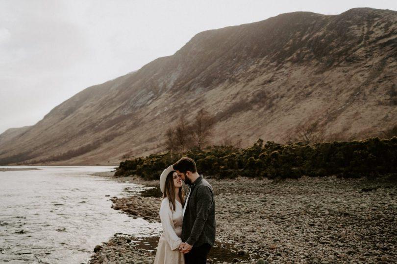 Un elopement en Ecosse - Photographe : Dorothée Buteau - Blog mariage : La mariée aux pieds nus