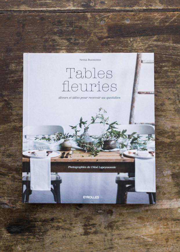 inspirations fleuries - la mariée aux pieds nus - Photos : Chloé Lapeyssonnie