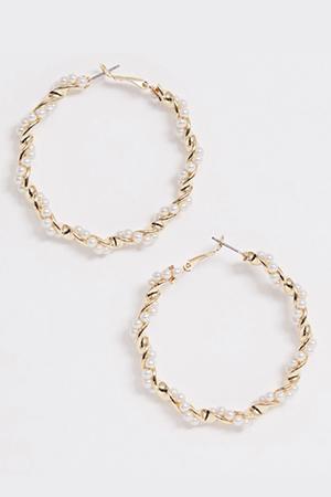 Accessoires en perle pour les mariées - Blog mariage La mariée aux pieds nus