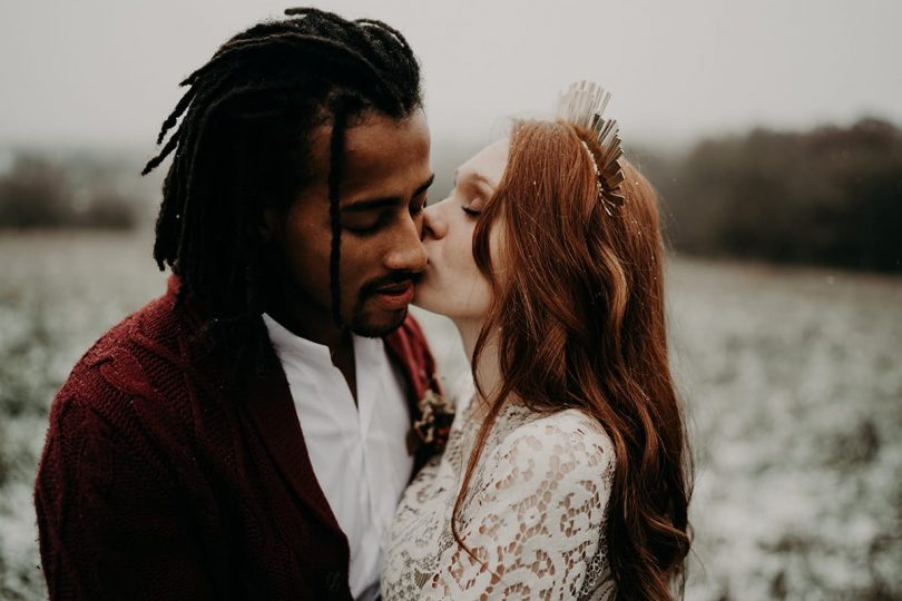 Un mariage en Auvergne aux Gites du Berger en Automne - Photos et Vidéo : The Quirky - Blog mariage : La mariée aux pieds nus