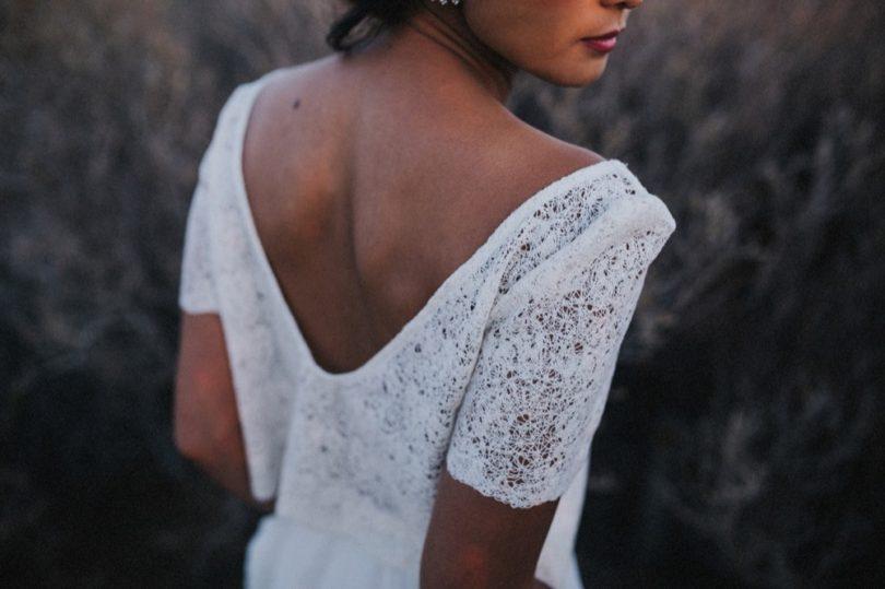 Vanda Outh - robes de mariée - Collection 2017 - A découvrir sur le blog mariage www.lamarieeuaxpiedsnus.com - Photos : Neupap Photography