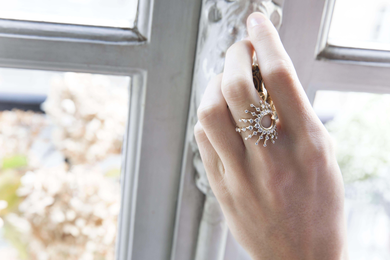 White Bird - Alliances et joaillerie - Mariage - Paris - La mariée aux pieds nus