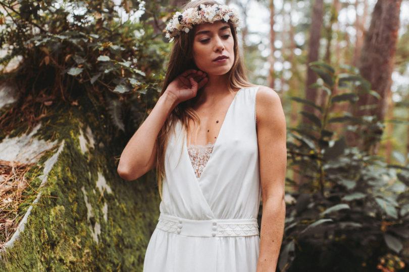 La mariée aux pieds nus - Lorafolk - Robes de mariée - Collection 2017 - Modele Doris