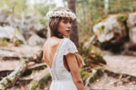 La mariée aux pieds nus - Lorafolk - Robes de mariée - Collection 2017 - Modele Lela