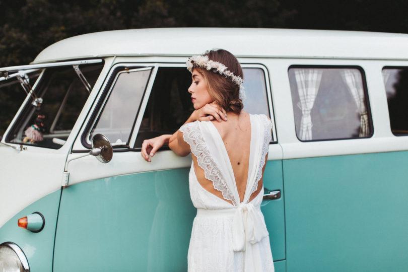 La mariée aux pieds nus - Lorafolk - Robes de mariée - Collection 2017 - Modele Mila