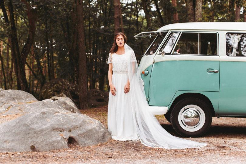 La mariée aux pieds nus - Lorafolk - Robes de mariée - Collection 2017 - Modele Petra