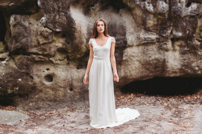 La mariée aux pieds nus - Lorafolk - Robes de mariée - Collection 2017 - Modele Vlad
