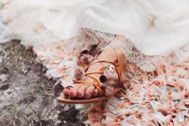 La mariée aux pieds nus - Lorafolk - Robes de mariée - Collection 2017